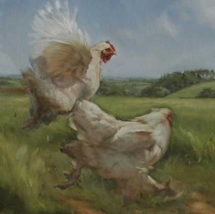 Michael J Austin : Greener Fields