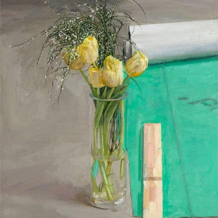 Ben Henriques : Studio Work