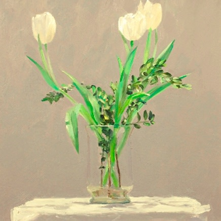 Ben Henriqes : Still Life and Flowers