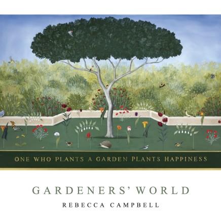 Rebecca Campbell: Gardener's World