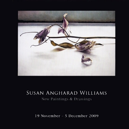 Susan Angharad Williams : New Paintings & Drawings