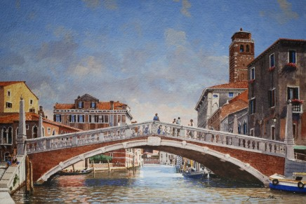 Jonathan Pike, Ponte delle Guglie