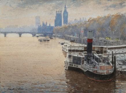 Jonathan Pike, Westminster