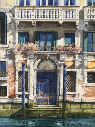 Jonathan Pike, Palazzo Treves