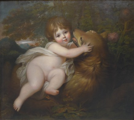 Maria Cosway, Lord Melbourne as a child