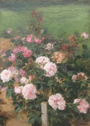 Achilles Theodore Cesbron, The Rose Garden