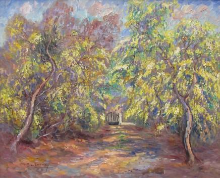 Isabelle de Ganay, Allee de Mimosa