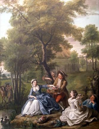 Petrus Johannes Van Reysschoot, Fete Champetre