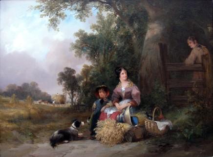 William Shayer, Harvest