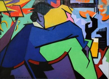 Jean Viollier, Les Amants II
