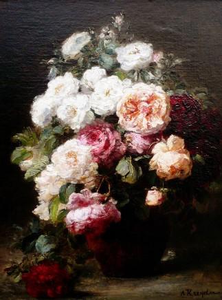 Alexis Kreyder, Roses
