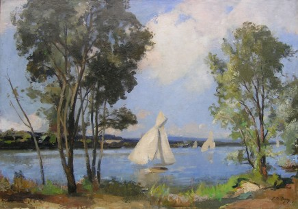 Paul-Michel Dupuy, Sailing boats