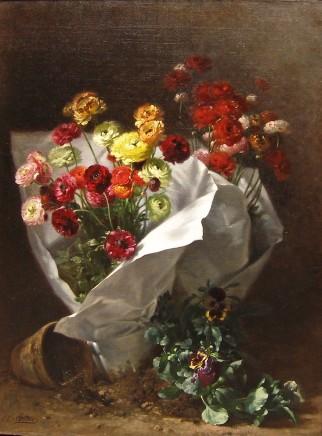 Émile-Gustave Couder, Renunculars