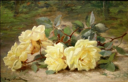 Eugene Claude, Yellow roses