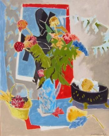 Jules Cavailles, The Blue Opal