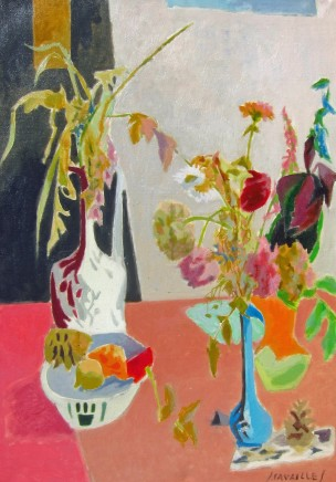 Jules Cavailles, Flowers and Fruits