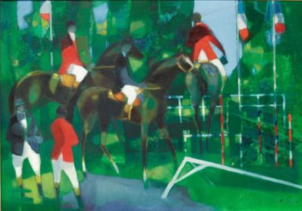 Camille Hilaire, Les Cavaliers