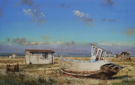 Jonathan Pike, Dungeness