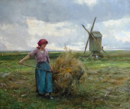 Julien Dupre, Harvest Time