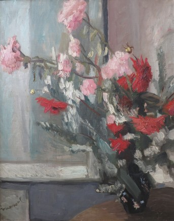 Jacqueline Marval, Still Life With Flowers
