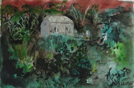John Piper, Middle Mill, 1980