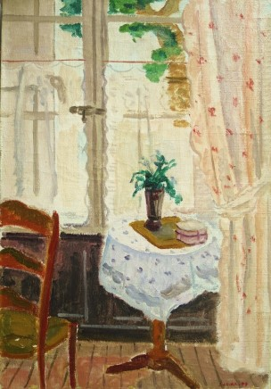 Jules Cavailles, The Interior, c.1938