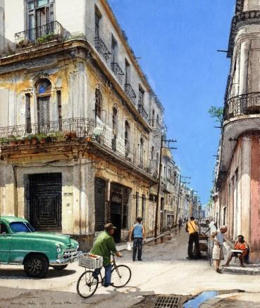 Jonathan Pike, Jesus Maria, Havana, 2015