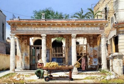 Jonathan Pike, La Siesta, Vedado, Havana, 2017