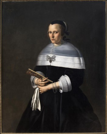 Jan Albertus Rootius, Portrait of a Woman