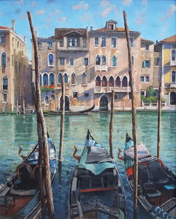 Jonathan Pike, The Grand Canal