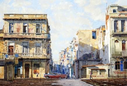 Jonathan Pike, Havana, 2015