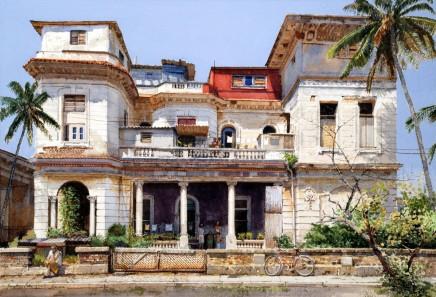 Jonathan Pike, La Casa Particular, Havana, 2017