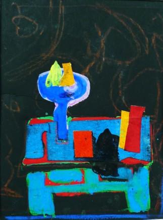 Roger Bezombes, La Table Bleue