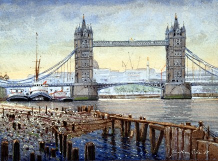 Jonathan Pike, Tower Bridge