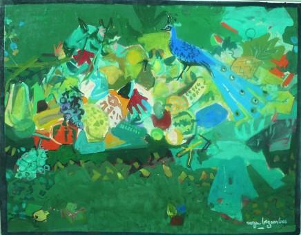 Roger Bezombes, Le Paon, 1951-1952