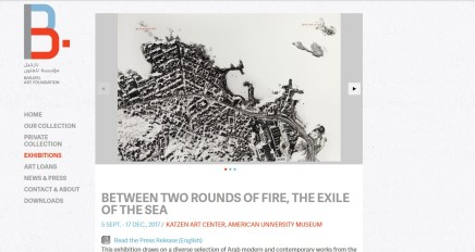 BETWEEN TWO ROUNDS OF FIRE, THE EXILE OF THE SEA