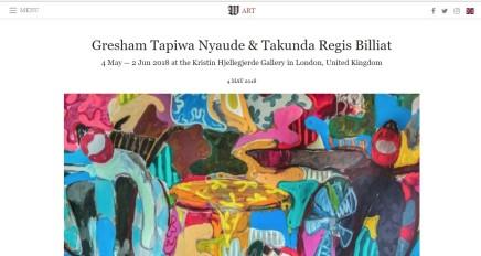 Gresham Tapiwa Nyaude & Takunda Regis Billiat
