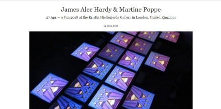 James Alec Hardy & Martine Poppe