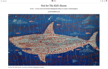 Not for The Kid's Room