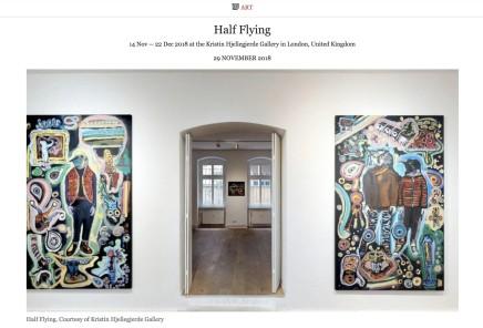 Half Flying