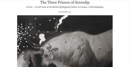 The Three Princes of Serendip