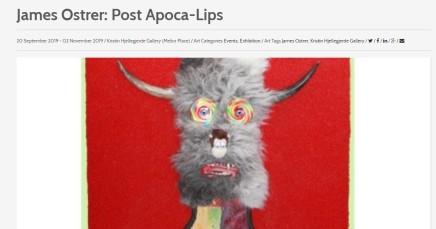 James Ostrer: Post Apoca-Lips
