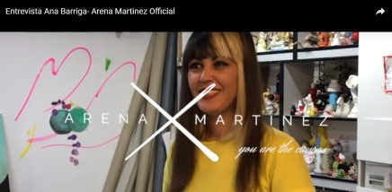 Entrevista Ana Barriga- Arena Martinez Official