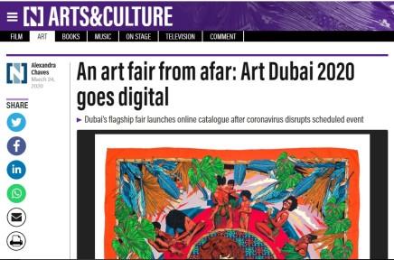 An art fair from afar: Art Dubai 2020 goes digital
