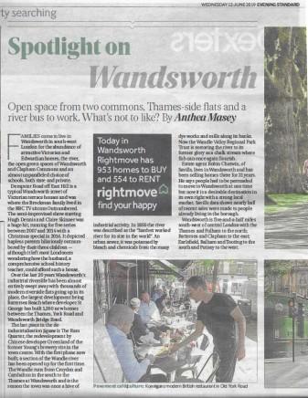 Spotlight on Wandsworth