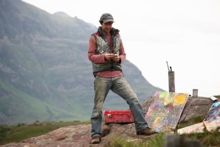 Dispatches from Remote Places, Allan MacDonald tells us why he paints