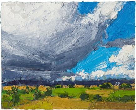 Allan MacDonald, thunder cloud, 2019