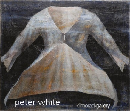 PETER WHITE new paintings