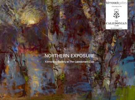 NORTHERN EXPOSURE Kilmorack Gallery at the Caledonian Club, LONDON
