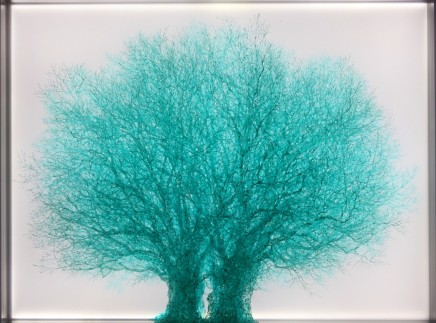 Son Bong Chae, Sound of Water and Wind, Love Trees, 2013